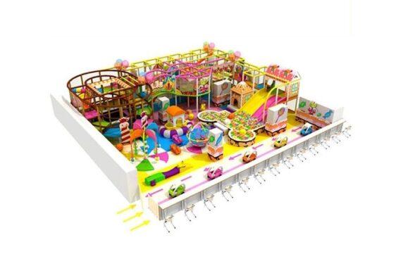 Vidaus žaidimų aikštelės 3
