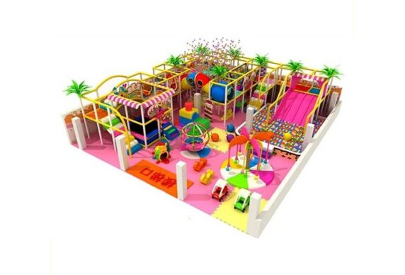 Vidaus žaidimų aikštelės 4