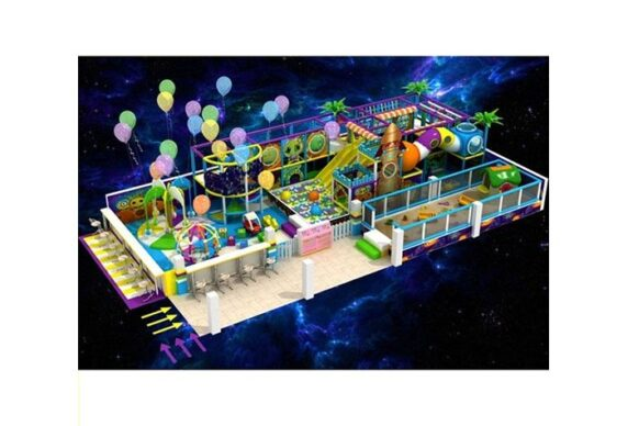 Vidaus žaidimų aikštelės 8